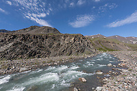 Brooks Range, Gates of the Arctic National Park, Alaska.
