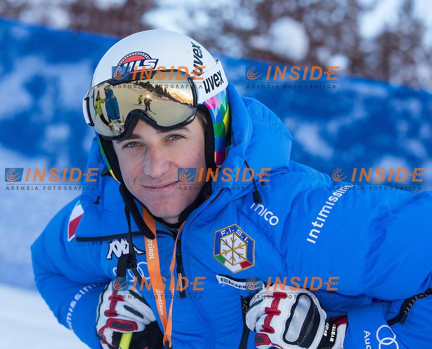 Siegmar Klotz  <br /> 28.12.2013, Stelvio, Bormio <br /> FIS Sci Coppa del Mondo <br /> Discela Libera <br /> Foto EXPA/ Johann Groder / Insidefoto