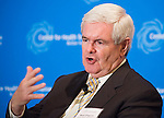 Center for Health Transformation Conference, Newt Gingrich