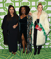 06 January 2019 - Beverly Hills , California - Ava DuVernay, Tarana Burke. 2019 HBO Golden Globe Awards After Party held at Circa 55 Restaurant in the Beverly Hilton Hotel. <br /> CAP/ADM/BT<br /> ©BT/ADM/Capital Pictures