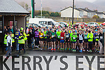 The Start of  Kerins O'Rahillys 10k on sunday