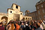 Premiazione del 21° Compasso d'oro a Venaria.