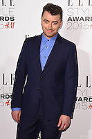 Sam Smith at the Elle Style Awards 2015 at Sky Bar, Walkie Talkie Building, London, 24/02/2015 Picture by: Steve Vas / Featureflash