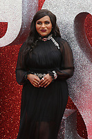 Mindy Kaling attends the European Premiere of Ocean's 8 at Cineworld on Leicester Square in London.<br />