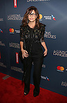Gina Gershon attend the Broadway Opening Night Performance of 'Les Liaisons Dangereuses'  at The Booth Theatre on October 30, 2016 in New York City.