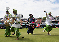 Entertainment at the hydration break during Pakistan vs Bangladesh, ICC World Cup Cricket at Lord's Cricket Ground on 5th July 2019