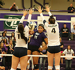 Augustana Univesity at University of Sioux Falls Volleyball