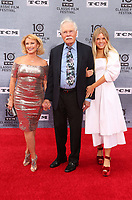"""Los Angeles CA Apr 11: Mimi Bean, Ted Turner, Laura Elizabeth, arrive to 2019 TCM Classic Film Festival Opening Night Gala And 30th Anniversary Screening Of """"When Harry Met Sally"""", TCL Chinese Theatre, Los Angeles, USA on April 11, 2019 <br /> CAP/MPI/FS<br /> ©FS/MPI/Capital Pictures"""
