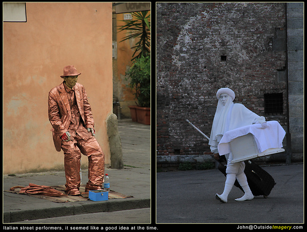 Italy, Milan.  Street photography. <br />