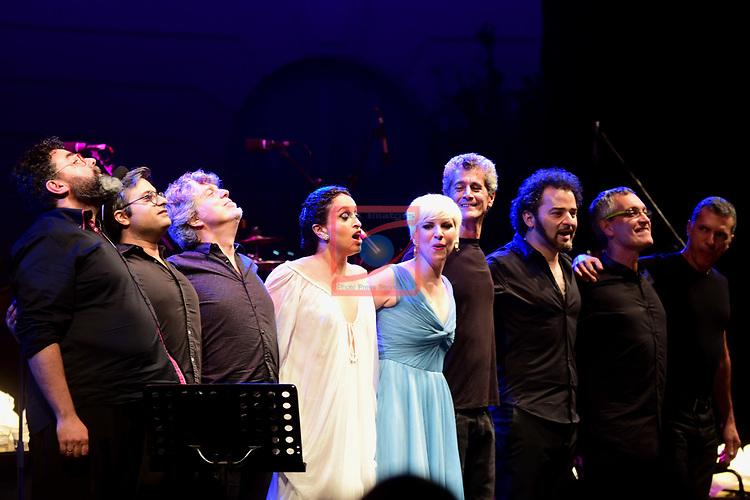 Festival de Musica de Barcelona.<br /> Festival Jardins de Pedralbes 2017.<br /> Noa &amp; Pasion Vega - Mediterraneas.