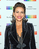 Giselle Fernández arrives for the formal Artist's Dinner honoring the recipients of the 38th Annual Kennedy Center Honors hosted by United States Secretary of State John F. Kerry at the U.S. Department of State in Washington, D.C. on Saturday, December 5, 2015. The 2015 honorees are: singer-songwriter Carole King, filmmaker George Lucas, actress and singer Rita Moreno, conductor Seiji Ozawa, and actress and Broadway star Cicely Tyson.<br /> Credit: Ron Sachs / Pool via CNP