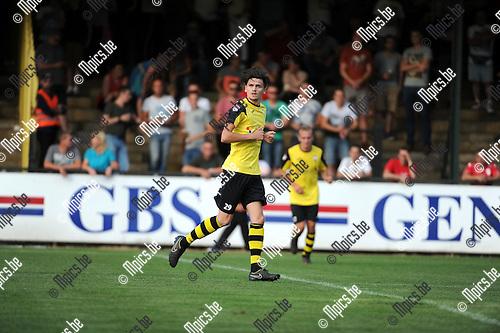 2015-07-18 / Voetbal / seizoen 2015-2016 / Berchem Sport / Gregory Carrez<br /><br />Foto: Mpics.be