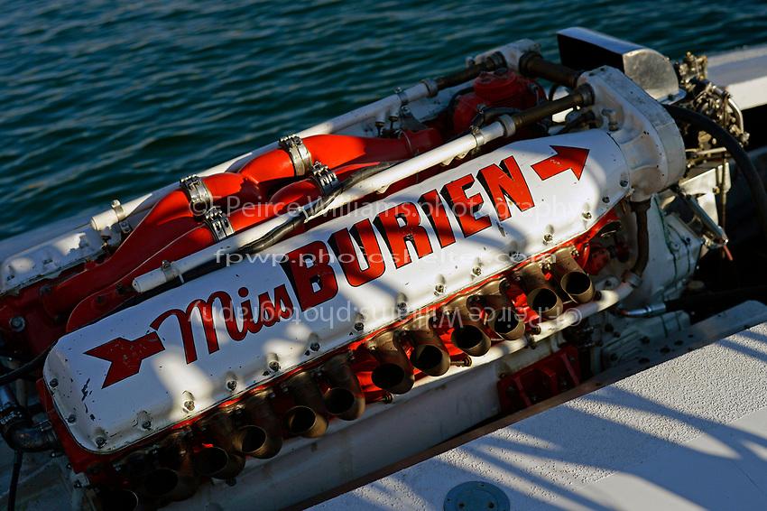 """Allison engine, U-4 """"Miss Burien"""" (b.1960)"""