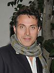 LOS ANGELES, CA - JANUARY 13: Rufus Sewell arrives at the W Magazine's celebration of the 69th Annual Golden Globe Awards at the Chateau Marmont Hotel on January 13, 2012 in Los Angeles, California.