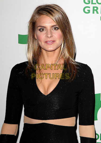26 February 2014 - Hollywood, California - Eliza Coupe. Global Green USA's 11th Annual Pre-Oscar Party held at Avalon.  <br /> CAP/ADM/FS<br /> &copy;Faye Sadou/AdMedia/Capital Pictures