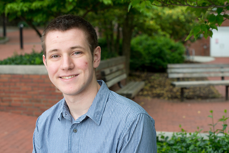 Nathaniel McClatchey, Graduate Student, Math, College of Arts and Sciences