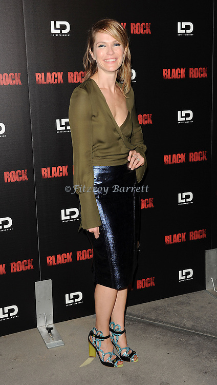 "Katie Aselton at the screening of ""Black Rock"" held at the Arclight Theatre in Los Angeles, CA. on May 8, 2013."