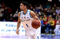 GRONINGEN - Basketbal, Donar - Apollo , Martiniplaza, Dutch Basketbal League seizoen 2019-2020, 18-1-2020,  Donar speler Leon Williams