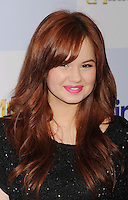 HOLLYWOOD, CA - MARCH 17: Debby Ryan arrives at the 'Mirror Mirror' Los Angeles Premiere at Grauman's Chinese Theatre on March 17, 2012 in Hollywood, California.