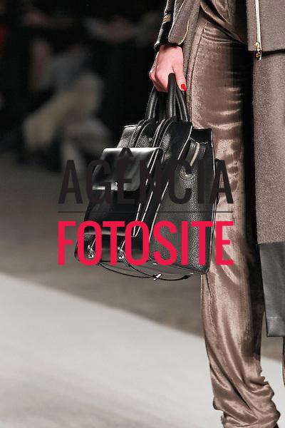 Milao, Italia &ndash; 02/2014 - Desfile de Aigner durante a Semana de moda de Milao - Inverno 2014. <br /> Foto: FOTOSITE