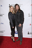 08 February 2019 - Westwood, California - Tish Cyrus, Billy Ray Cyrus. MusiCares Person Of The Year Honoring Dolly Parton held at Los Angeles Convention Center. <br /> CAP/ADM/PMA<br /> ©PMA/ADM/Capital Pictures
