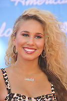 American Idol 2012 Finale Results Show at Nokia Theatre L.A. Live on May 23, 2012 in Los Angeles, California. © mpi35/MediaPunch Inc. Pictured- Haley Reinhart