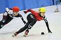 Short Track Skating : All Japan National Short Track Speed Skating