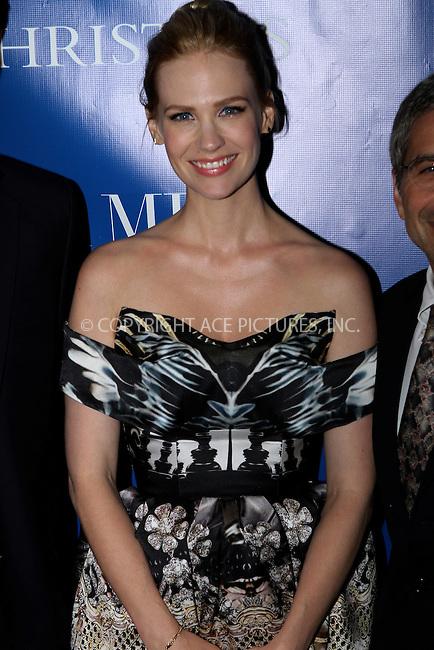 WWW.ACEPIXS.COM . . . . .  ....May 3 2012, New York City....Actress January Jones at a screening of 'La Revolution Bleue' at The Paris Theatre on May 3, 2012 in New York City. ....Please byline: NANCY RIVERA- ACEPIXS.COM.... *** ***..Ace Pictures, Inc:  ..Tel: 646 769 0430..e-mail: info@acepixs.com..web: http://www.acepixs.com