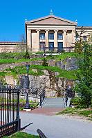 Philadelphia, Art Museum, Exterior, Phila. PA, USA, Pennsylvania,