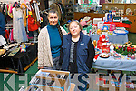 Sabine Batternay and Jackie Bradshaw of Kenmare Locality Animal Welfare Society (KLAWS) in their newly opened charity shop to help abandoned animals.