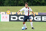 27 June 2008: The United States' Samuel Coleman. The United States 2009 Under-17 Men's National Team lost to the Bridge FC U16s 1-3 at McPherson Stadium at Bryan Soccer Park in Brown's Summit, NC as part of the U.S. Soccer Federation Development Academy Summer Showcase which is part of the 2007-2008 regular season.