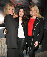 Wendy Thomas, Megan Maczko and Meredith Ostrom at the &quot;The Ninth Cloud&quot; film screening and Q&amp;A, Prince Charles cinema, Queen Leicester Place, London, England, UK, on Monday 12 February 2018.<br /> CAP/CAN<br /> &copy;CAN/Capital Pictures