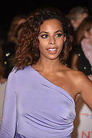 Rochelle Humes attending the National Television Awards 2018 at The O2 Arena on January 23, 2018 in London, England. (<br /> CAP/Phil Loftus<br /> &copy;Phil Loftus/Capital Pictures