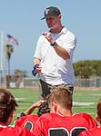 Palos Verdes, CA 03/26/16 - San Clemente Coach Brad Reppert