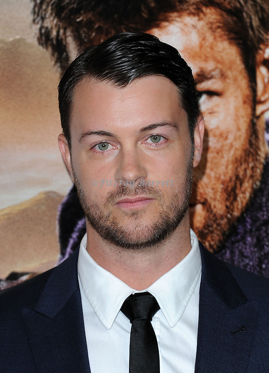 "Dan Feuerriegel at the LA Premiere of ""Spartagus War Of The Damned"" held at Regal Cinemas L.A. LIVE January 22, 2013"