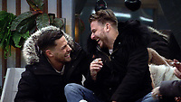Andrew Brady, Daniel O'Reilly  <br /> Celebrity Big Brother 2018 - Day 7<br /> *Editorial Use Only*<br /> CAP/KFS<br /> Image supplied by Capital Pictures