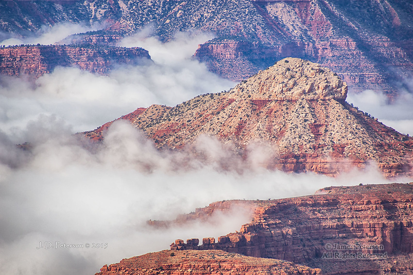 Above The Clouds IV, Grand Canyon