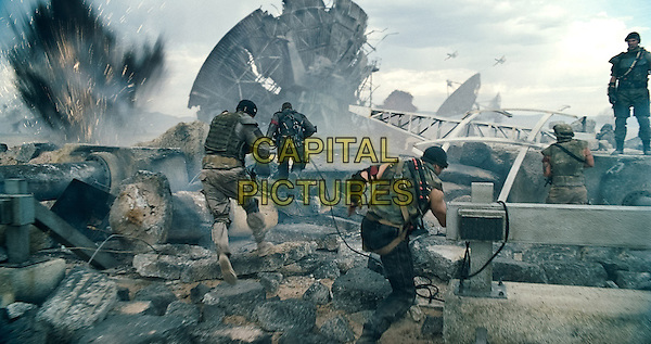 SCENE.in Terminator Salvation (Terminator Salvation: The Future Begins).*Filmstill - Editorial Use Only*.CAP/FB.Supplied by Capital Pictures.