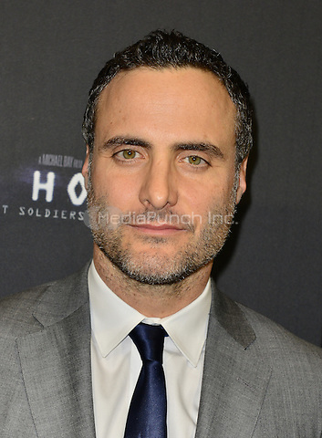AVENTURA, FL - JANUARY 07: Dominic Fumusa attends the Screening of '13 Hours The Secret Soldiers of Benghazi' at the AMC Aventura on January 7, 2016 in Aventura, Florida.  Credit: MPI10 / MediaPunch