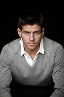 PICTURE BY BEN DUFFY/SWPIX - Liverpool FC captain, Steven Gerrard.