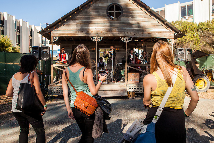 "The 2012 Treasure Island Music Festival, also called ""The Festival in the Bay"", is a two day music festival held at San Francisco's Treasure Island on October 13 - 14, 2012."