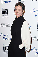 Helen McCrory<br /> arriving for the London Film Festival 2017 screening of &quot;Loving Vincent&quot; at the National Gallery, Trafalgar Square, London<br /> <br /> <br /> &copy;Ash Knotek  D3328  09/10/2017