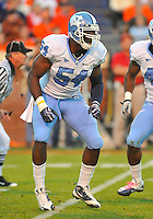 North Carolina LB Bruce Carter