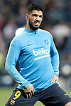 FC Barcelona's Luis Suarez during La Liga match. February 27,2019. (ALTERPHOTOS/Alconada)