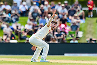 Mark Wood of England  appeals for a wicket during Day 2 of the Second International Cricket Test match, New Zealand V England, Hagley Oval, Christchurch, New Zealand, 31th March 2018.Copyright photo: John Davidson / www.photosport.nz
