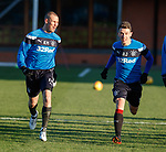 Kenny Miller and Ryan Jack