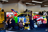 Monster Energy NASCAR Cup Series<br /> Daytona 500<br /> Daytona International Speedway, Daytona Beach, FL USA<br /> Saturday 17 February 2018<br /> Kyle Busch, Joe Gibbs Racing, M&amp;M's Toyota Camry<br /> World Copyright: Rusty Jarrett<br /> LAT Images