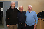 Oliver Flanagan (centre) Retiring from the Fire Service in his 40th year in Service...(Photo credit should read Jenny Matthews www.newsfile.ie)....This Picture has been sent you under the conditions enclosed by:.Newsfile Ltd..The Studio,.Millmount Abbey,.Drogheda,.Co Meath..Ireland..Tel: +353(0)41-9871240.Fax: +353(0)41-9871260.GSM: +353(0)86-2500958.email: pictures@newsfile.ie.www.newsfile.ie.