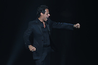 The Puerto Rican singer Marc Anthony, during his concert at The Axis Powered by Monster at Planet Hollywood, Las Vegas <br /> Nevada. 123 September 2014<br /> <br /> El cantante puertorique&ntilde;o Marc Anthony, durante su concierto  en The Axis Powered by Monster at Planet Hollywood, Las Vegas<br /> Nevada. 123 septiembre 2014