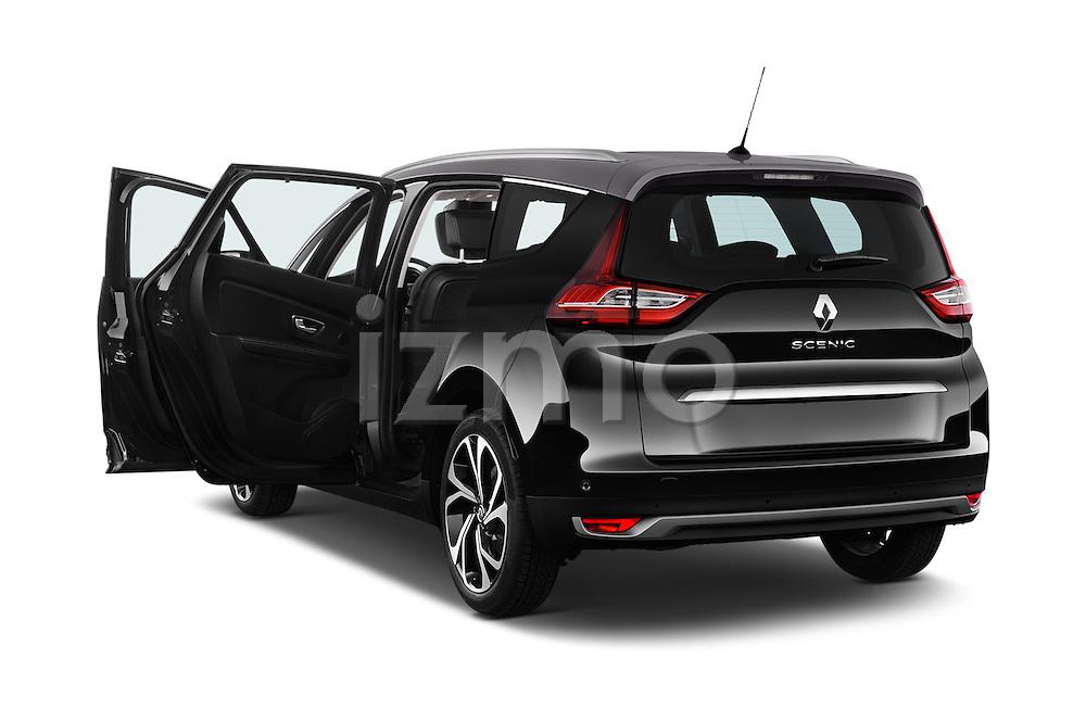 Car images of 2017 Renault Grand-Scenic Bose-Edition 5 Door Minivan Doors